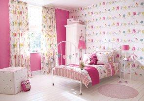 Как подобрать обои для детской комнаты?