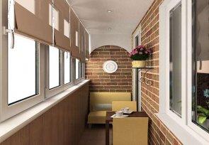 Мебель для балкона и лоджии: особенности