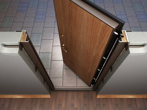 Рекомендации по установке металлических дверей