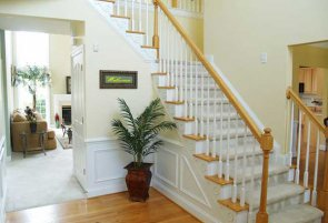Цены на лестницы на второй этаж
