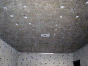 Устройство шумоизоляции потолка в квартире
