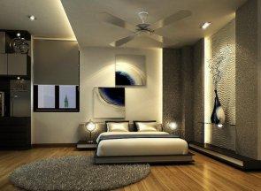 Грамотный подход к ремонту в спальне