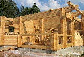 Реально ли построить дом из бруса самостоятельно?