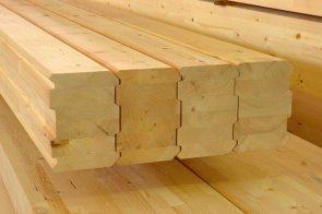 Какие виды бруса используют в строительстве