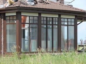 Надёжные стеклопакеты для загородного дома