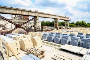 Принципы складирования строительных материалов