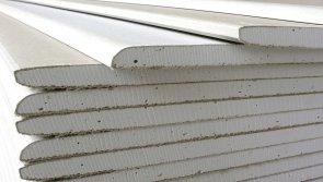 Использование гипсовых строительных плит Knauf