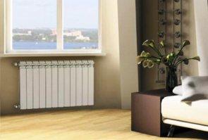 Характерные особенности биметаллических радиаторов