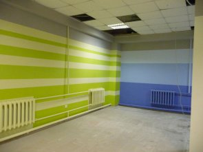 Особенности покраски стен в офисе