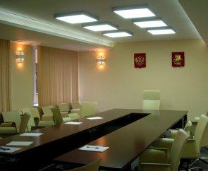Особенности накладных светодиодных потолочных светильников