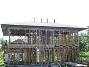 Выбор конструкции для новых домов