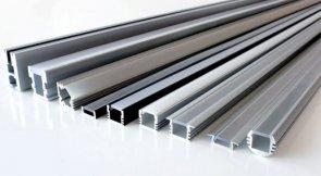 Алюминиевые профили для светодиодной ленты