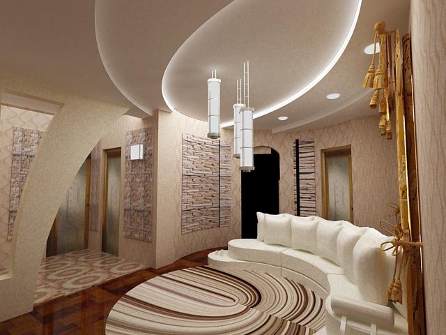 Идеи для ремонта потолка